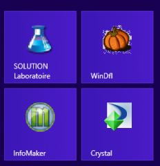 Solution Laboratoire sous Windows 8